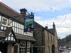 The Old Black Swan Pub