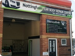 Nottingham Car Body Repair Centre
